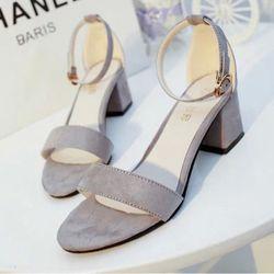 Giày cao gót 5cm giá sỉ