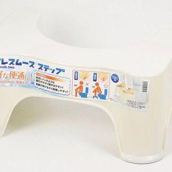 Ghế kê chân toilet điều chỉnh tư thế - Hàng nội địa Nhật giá sỉ