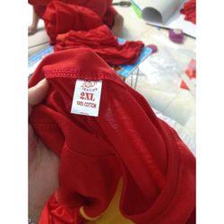 Áo cờ đỏ sao vàng cho bạn NAM giá sỉ