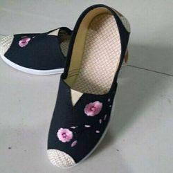 Giày slip on nữ / giày mọi / giày lười giá sỉ