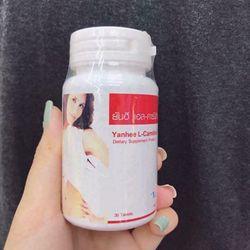 Thuốc giảm cân Yanhee L-carnitine bệnh viện Thái Lan giá sỉ