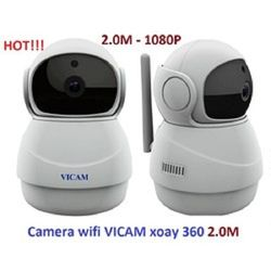 Camera wifi VICAM 20M - 1080P LP-201 giá sỉ