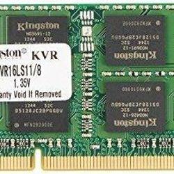 DDRAM 8Gb 1600 laptop Kingston
