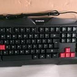 Bàn phím máy tính hiệu EBUS giá sỉ