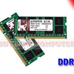 DDRAM 1Gb 800 laptop Kingston