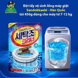 Bột tẩy vệ sinh lồng giặt Sandokkaebi giá sỉ