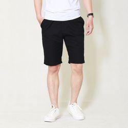 Quần short kaki nam HQ chất vải đẹp màu tím than - xưởng sản xuất quần short nam Hà Nội giá sỉ, giá bán buôn