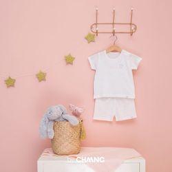 Bộ cúc vai trắng Chaang baby Nursery giá sỉ