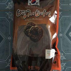 Nấm linh chi Hàn Quốc giá sỉ