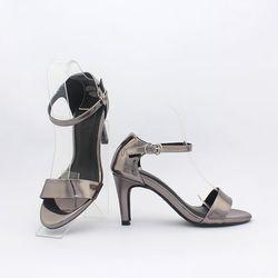 Giày sandal cao gót bảng ngang hậu búp bê giá sỉ