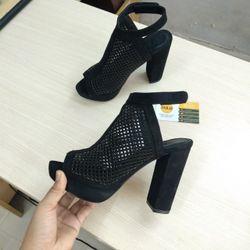 Giày sandal đúp boot laser lưới giá sỉ