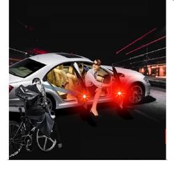 Bộ 2 đèn cảnh báo mở cửa xe giá sỉ