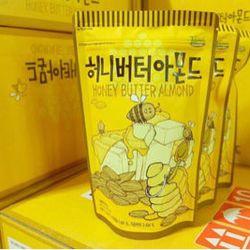 Hạnh Nhân Tẩm Mật Ong Hàn Quốc giá sỉ