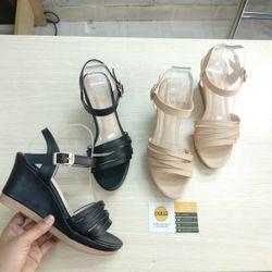 Giày sandal xuồng 5 dây chéo giá sỉ