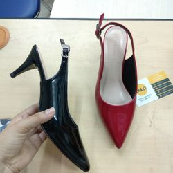 Giày cao gót hậu min khóa giá sỉ