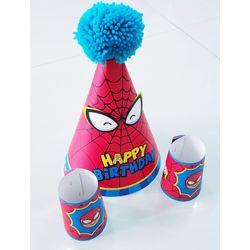 Bộ hóa trang Happy Birthday Kibu - Siêu nhân giá sỉ