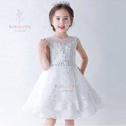 Đầm công chúa sang trọng 3377 giá sỉ