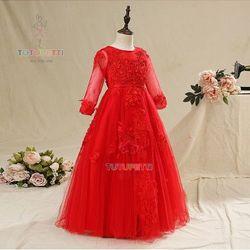 Đầm công chúa xinh xắn 7767 giá sỉ