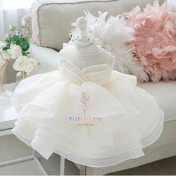 Đầm công chúa xinh xắn 7763 giá sỉ