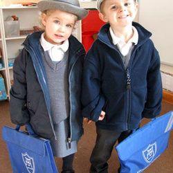 Áo gió áo khoác đồng phục trường học trẻ em giá sỉ