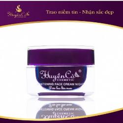 Kem Face Đêm -Kem dưỡng da mặt ban đêm cao cấp được ưu chuộng nhất hiện nay