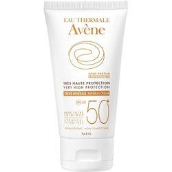 Kem chống nắng vật lý không chứa hương liệu và parapen dành cho da khô nhạy cảm dễ kích ứng- Eau Thermale Avene Very High Protec- Tion Mineral Cream 5050ml giá sỉ