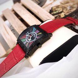 đồng hồ nữ dây da trung cấp 3535mm giá sỉ