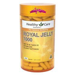 Healthy Care Royal Jelly 1000 365 Capsules - Sữa ong chúa cải thiện trí nhớ bảo vệ sức khỏe tim mạch giá sỉ