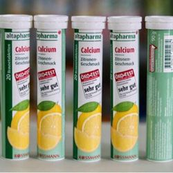 Viên sủi bổ sung vitamin Altapharma giá sỉ