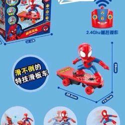 lbm- Đồ chơi người nhện lướt ván có điều khiển giá sỉ
