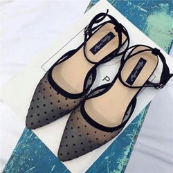 giày bup bê lưới xinh giá sỉ