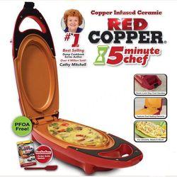Máy nướng bánh Red copper giá sỉ