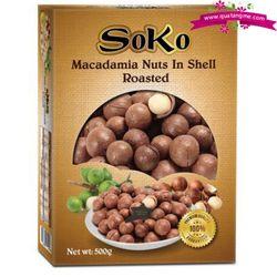 Hạt macca nguyên vỏ Soko - Giải pháp bảo vệ toàn diện cho sức khỏe giá sỉ
