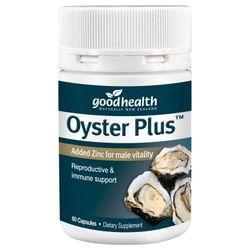Tinh chất hàu bản lĩnh phái mạnh Goodhealth Oyster Plus 60 viên giá sỉ
