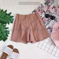 Quần short váy Lưng thun co giãn free size giá sỉ