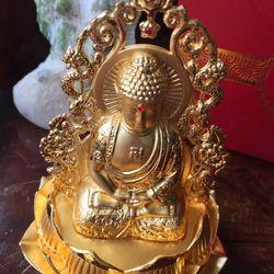 Tượng Phật Phong Thủy để trong xe hơi trên bàn làm việc để trang trí trong nhà hoặc trong cửa hàng