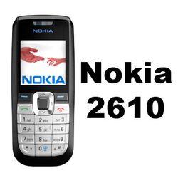 ĐIỆN THOẠI NOKIA 2610 CHƯA PIN SẠC giá sỉ