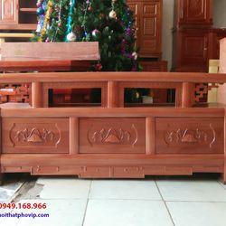 Kệ tivi gỗ Xoan 1m6 mẫu KTVX518 giá sỉ