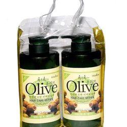 Bộ dầu gội và xả Olive 800ml giá sỉ