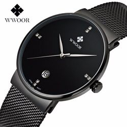 Đồng hồ nam WWOOR 8018 đủ màu giá sỉ