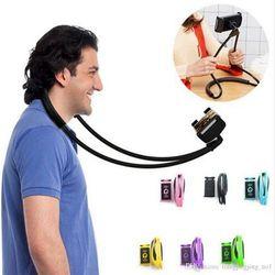 Giá đỡ kẹp lười điện thoại đeo cổ giá sỉ