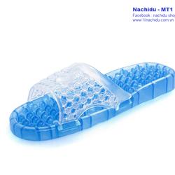 Dép massage chân đi trong nhà màu Xanh nhạt Nachidu - MT1 giá sỉ