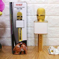 Mic karaoke SD08 giá sỉ