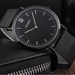 Đồng hồ SKM giá sỉ giá tốt dây lưới giá sỉ