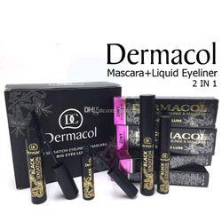 Mascara và kẻ mắt nước Dermacol giá sỉ