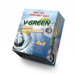 Bột tẩy lồng máy giặt Vgreen giá sỉ