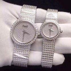 Piaget siêu cấp nạm kim cương nhân tạo giá sỉ