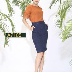 - Áo công sở nữ M Collection A7105 giá sỉ giá bán buôn giá sỉ