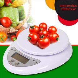 Cân nhà bếp điện tử 5kg giá sỉ