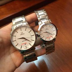 Đồng hồ cặp OMEGAA giá sỉ